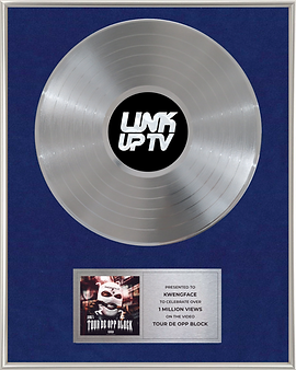 Platinum Record Award Link Up TV Blue Premium.png