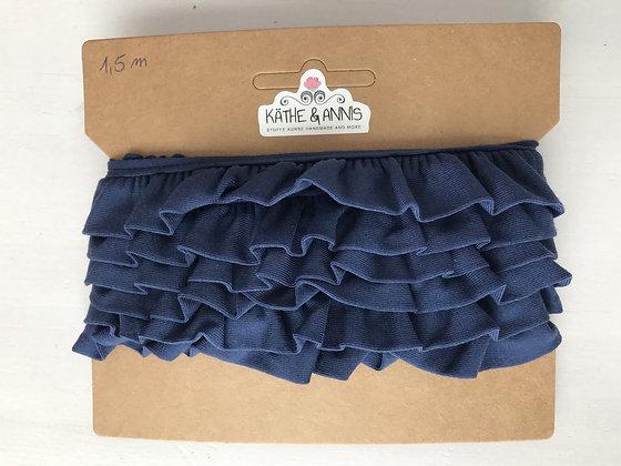 Jerseyvolant, blaubeere, 3,0 cm