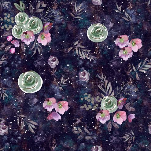christmas rose violet 16 inch tatracottagedesigns.jpg