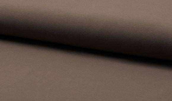Uni Jersey Greta - Farbe: Taupe