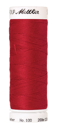 Mettler Seralon - Nähgarn 200M Rot