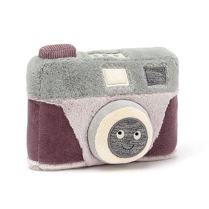 Jellycat Wiggedy Camera (Höhe 17cm)