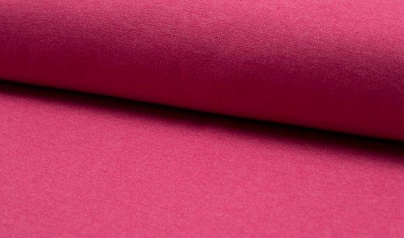 Bündchen Red Melange / Schlauchware