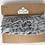 Thumbnail: Jerseyvolant, grau , 3,0 cm