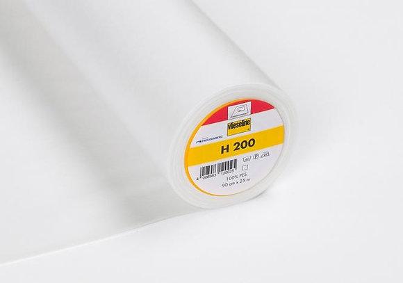 H200 Bügeleinlage Softline (100 cm x 90 cm)