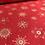 """Thumbnail: Baumwolle """"Weihnachtssterne"""""""