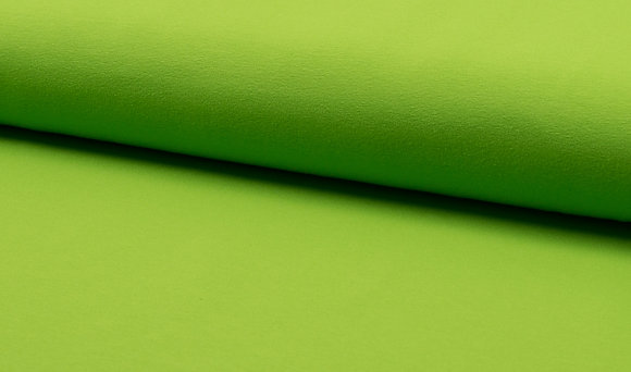 Uni Jersey Greta - Farbe: Limette