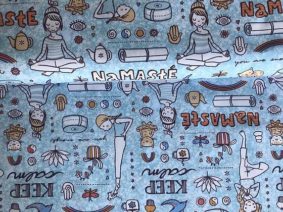 "Lillestoff Jersey by Susalabim ""Yoga"""