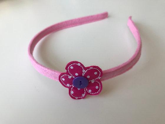 Haarreifen - Rosa/Pink/Lila