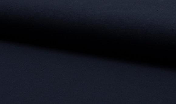 Bündchen Schwarz / Schlauchware