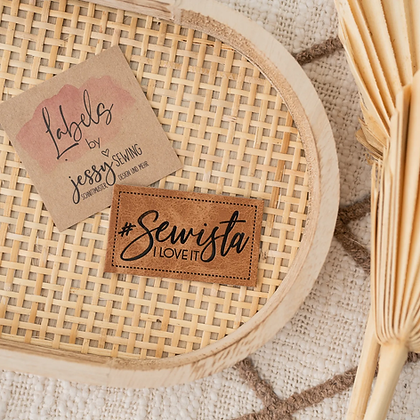 Lable - Jessy Sewing - Sewista
