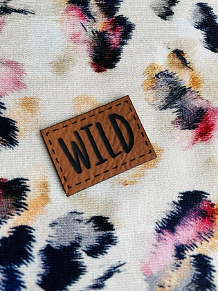 #aufnähdingsda - WILD