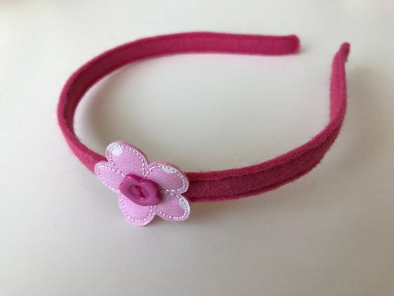 Haarreifen - Pink/Rosa