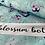 """Thumbnail: Eigenproduktion Jersey """"blossum bottle"""""""