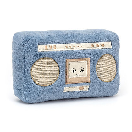 Jellycat Wiggedy Boombox (Höhe 22 cm)