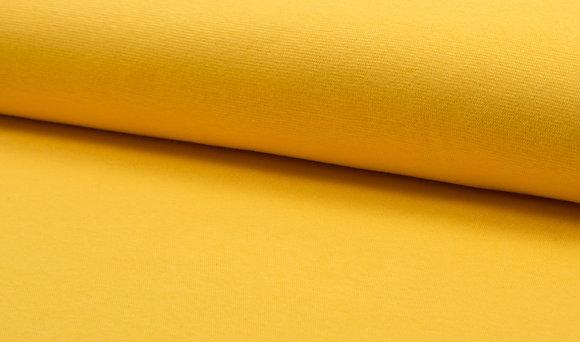 Bündchen Gelb / Schlauchware