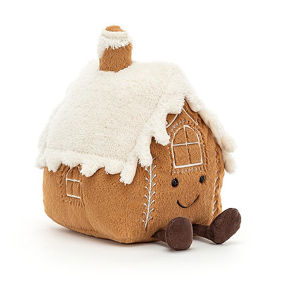 Jellycat Amuseable Gingerbread House