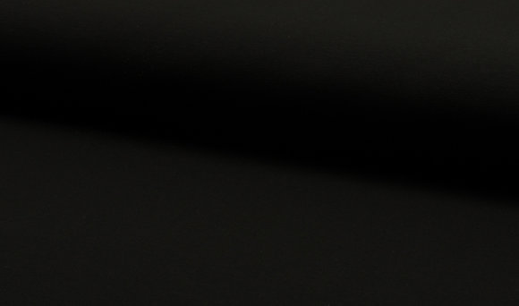 Uni Jersey Greta - Farbe: Schwarz
