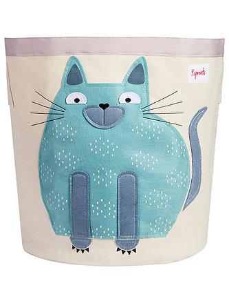 Aufbewahrungskorb Katze (45x43)