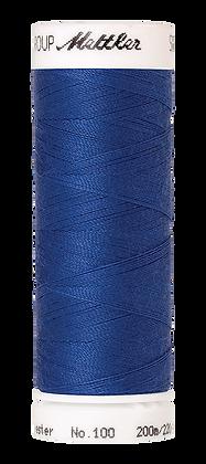 Mettler Seralon - Nähgarn 200M Blau