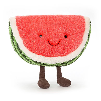 Jellycat AMUSEABLE Watermelon - groß