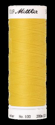 Mettler Seralon - Nähgarn 200M Gelb&Orange