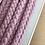Thumbnail: Kordel 8 MM - Alt Rosa