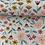 "Thumbnail: Baumwolle ""Sweet Flowers"""