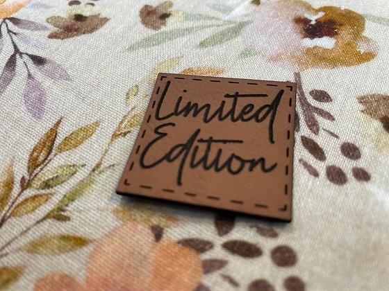 #aufnähdingsda - limited edition