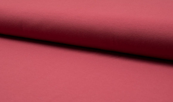 Uni Jersey Greta - Farbe: Marsala