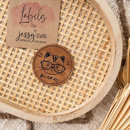 Lable - Jessy Sewing - Miau