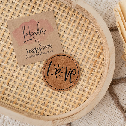 Lable - Jessy Sewing - Love