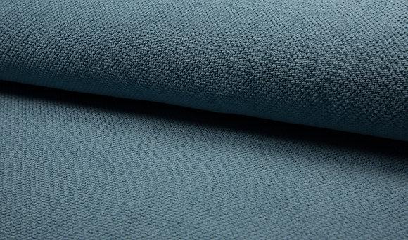 Baumwollstoff Felix - Farbe: Blau