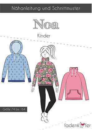 Papierschnittmuster Fadenkäfer - Noa - Kids