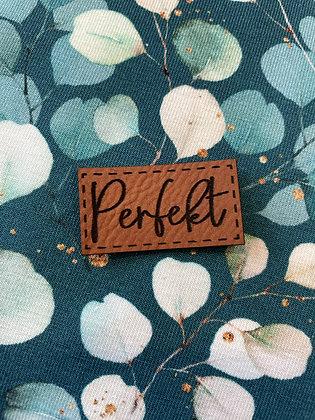 #aufnähdingsda - Perfekt