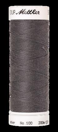 Mettler Seralon - Nähgarn 200M Grau