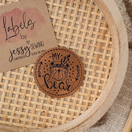 Lable - Jessy Sewing -my Bear