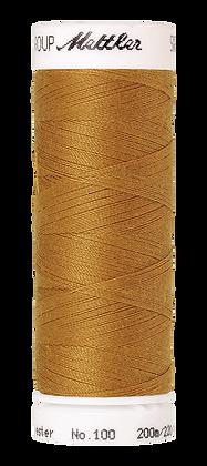 Mettler Seralon - Nähgarn 200M Braun