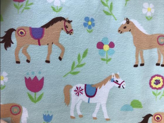 """RESTSTÜCK - Jersey """"Das Leben ist ein Ponyhof"""""""