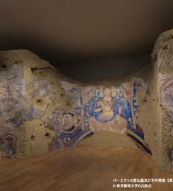 バーミヤンE窟仏龕及び天井壁画 《青の弥勒》 想定復元(2021 年).jpg