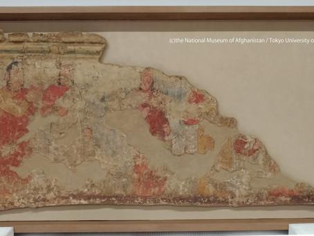 【修復した壁画をアフガニスタンへ(メス・アイナク出土品保存修復プロジェクト)】
