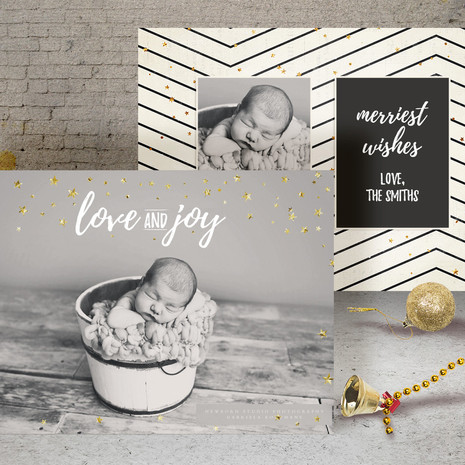 Herringbone Love & Joy