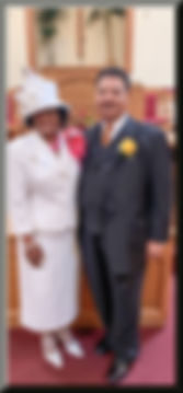 Pastor and 1st Lady Lewis