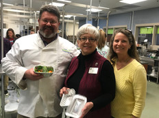Donation to CHHS Culinary Arts