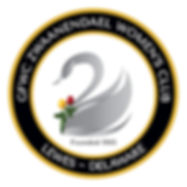 GFWC Zwaanendael Women's Club of Lewes Delaware Logo 2018