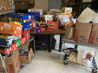 USO Dover Canteen Donations
