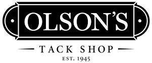 Olsons Tack Shop Logo