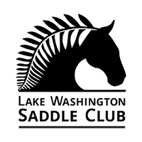 Lake Washington Saddle Club Logo