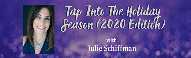 Banner - Tap Into The Holidays 2020 - Ju