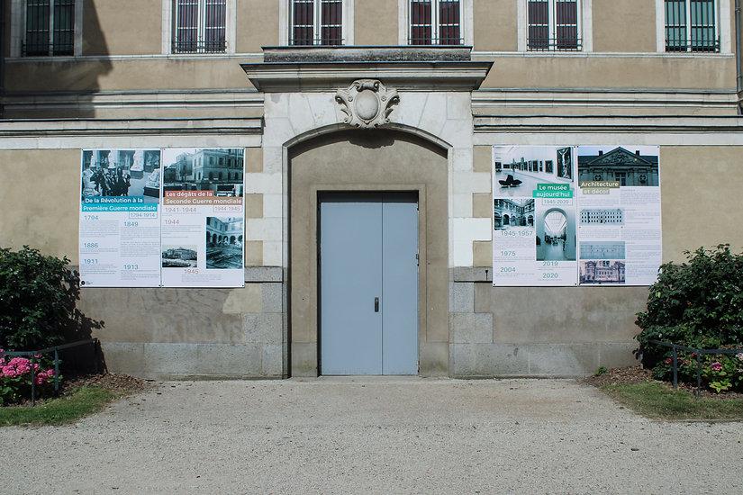 Panneaux finaux musée des Beaux-Arts de Rennes